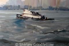 Tug Boat San Fran